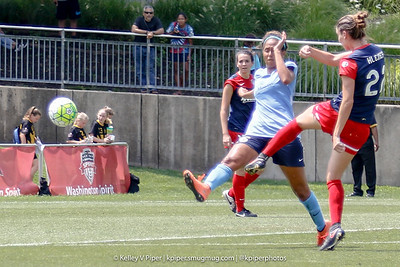 Washington Spirit v Sky Blue FC (31 Jul 2016)