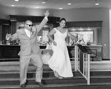 Reception Introductions- Danielle & Andy Bruno Wedding Photography- Holy Trinity Westfield, MA/ Chez Josef Agawam, Mass.