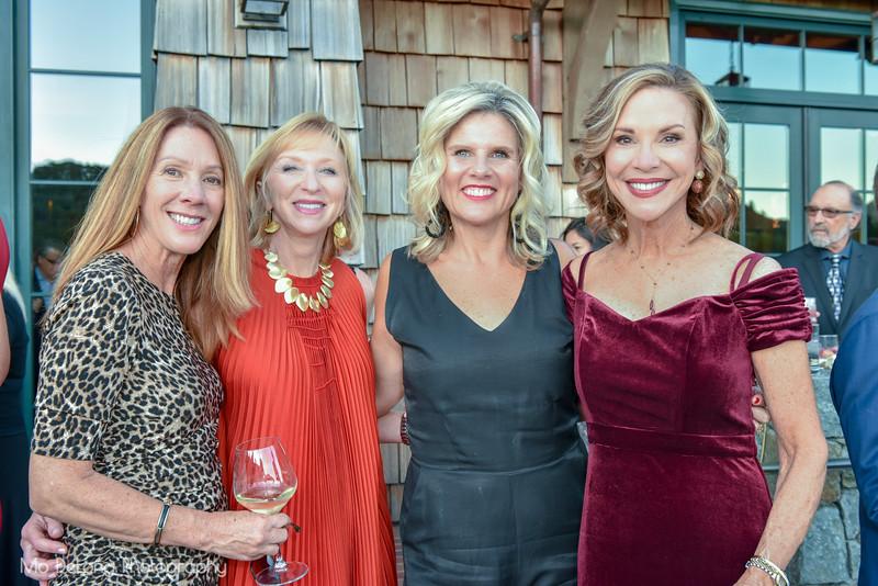 Robyn Moyer, Linda Wegman, Susan Conroy and Patti Hickle