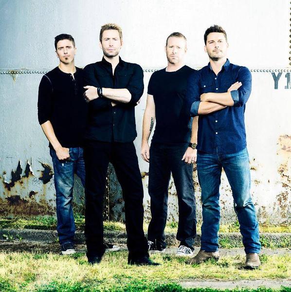 . Nickelback - Aug. 1