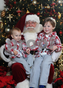 Kingdom Kids Santa Portraits 2014