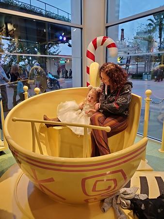 11-Disney Trip with Sophia (November)