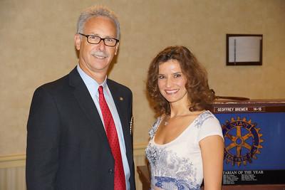 9-8-14 Rotary Meeting