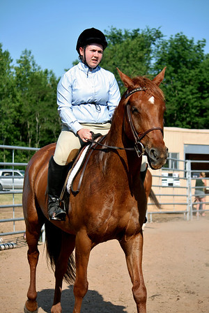 Class 33 - Hunter Under Saddle