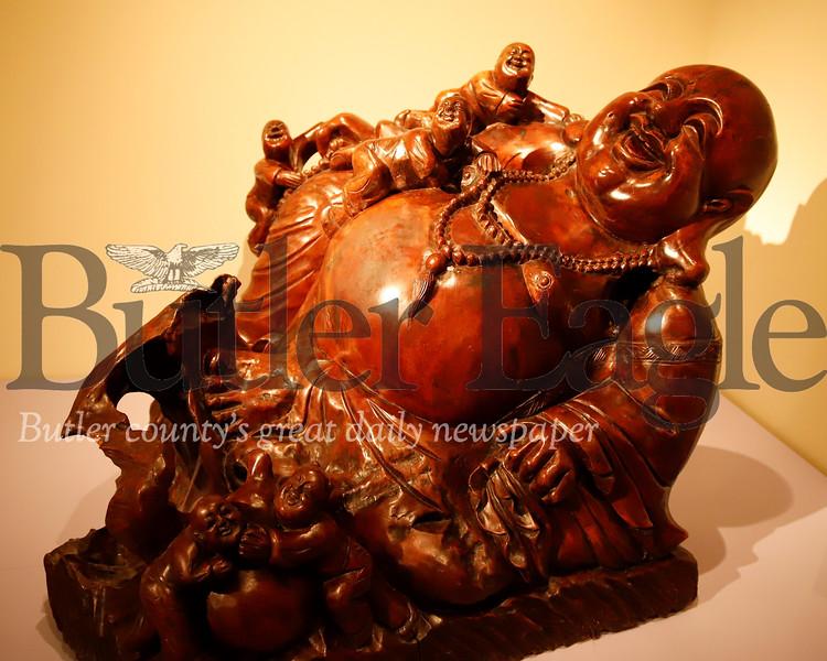 Budda statue at the Maridon Museum. Seb Foltz/Butler Eagle