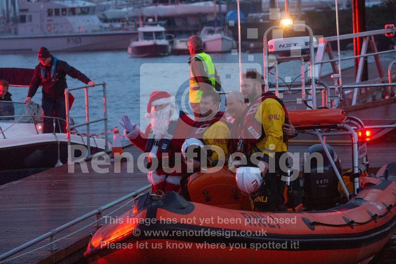 29 - Santa on the Quay