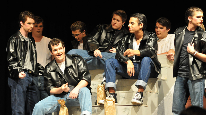 BRHS Grease