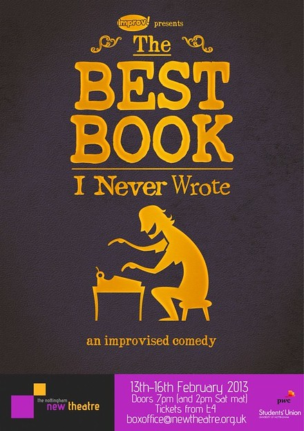 The Red Herrings Present: The Best Book I Never Wrote poster