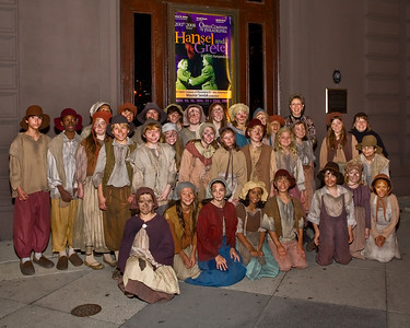 Opera Company of Philadelphia production of Hansel & Gretel