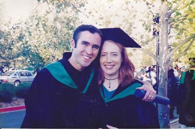 1998xxxx Liz's graduation honours