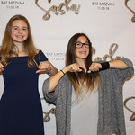 November 3, 2018 | Sasha's Bat Mitzvah