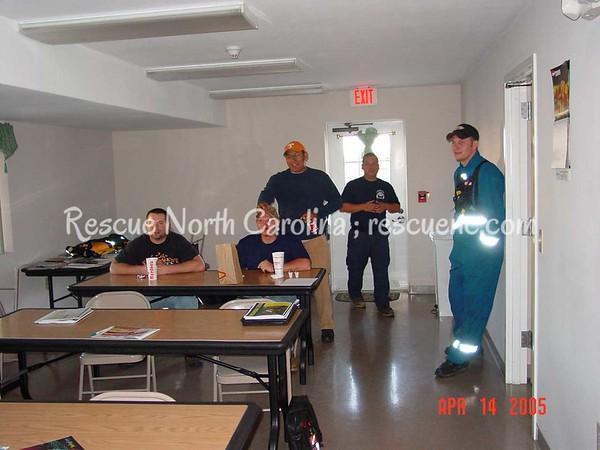 Cherokee Fire Dept. TRR-TL 2005