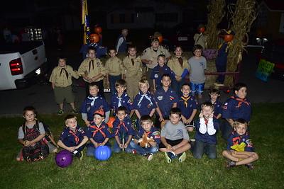 101816 Cubs at parade