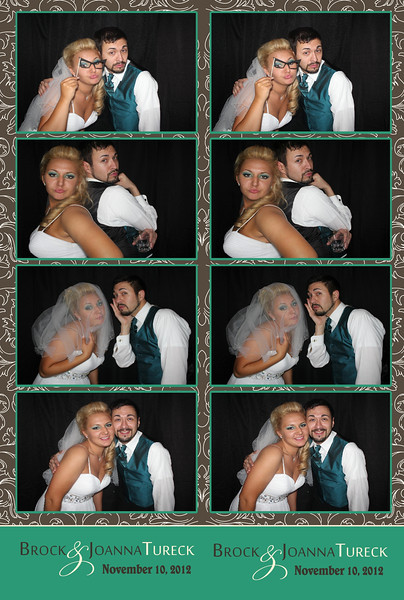 Brock & Joanna November 10, 2012