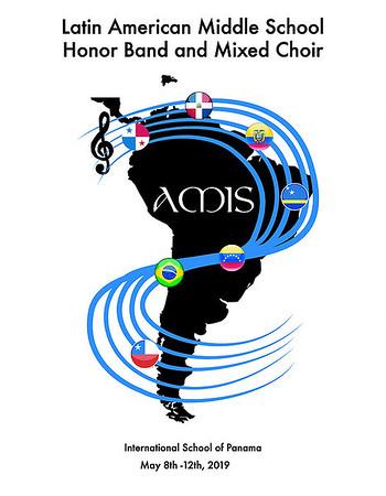2019 Latin America Middle School Honor Band & Middle School Honor Choir Festival