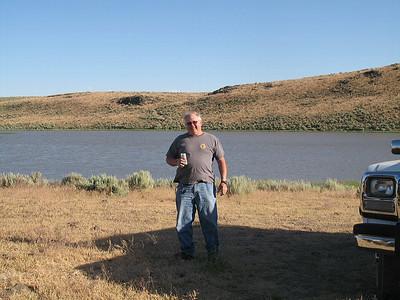 Spalding Reservoir 2011