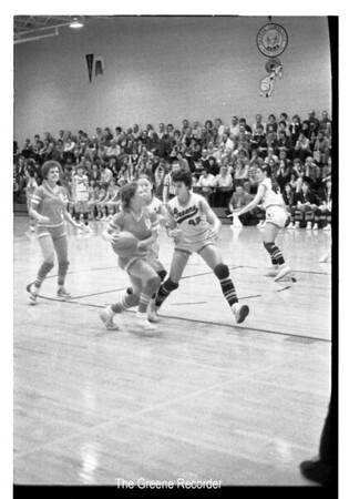 1978 Basketball Girls