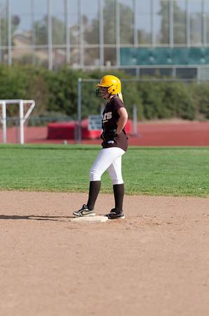 Jamie - Softball - 2011