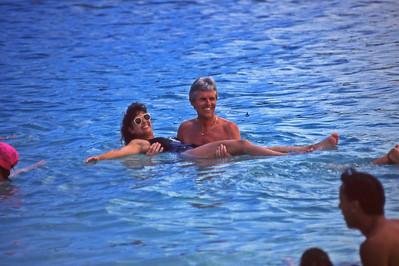 Club Med Moorea April 1996