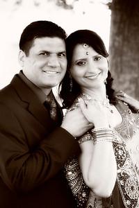 Ashok & Seema