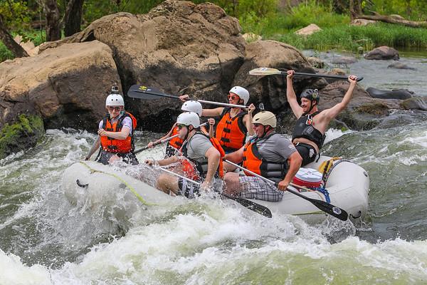 River City Adventures 7-16-16  Morning Trip