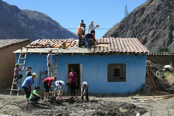 2014 McLean Peru Program
