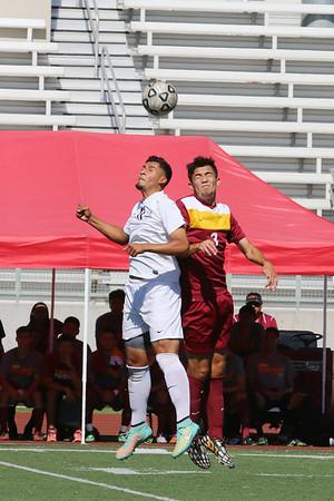 PCC Mens Soccer 10/24 vs Compton