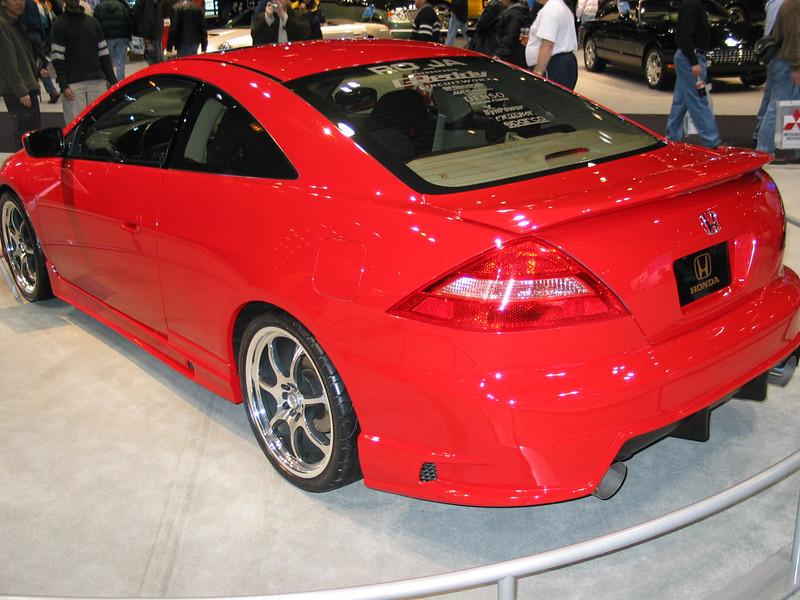 Honda Factory Performance Ro_Ja Honda Accord Conce