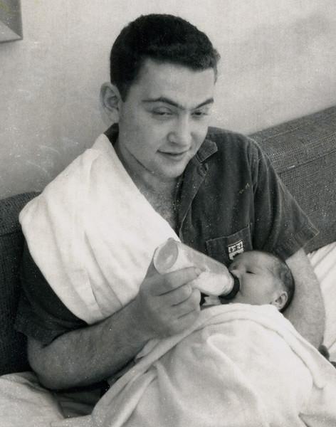 1966 025 Bob Feeding Bryan (1 wk).jpg