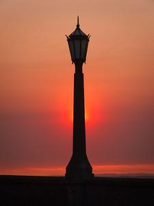 Sunset at Vista House - 2021/08/03