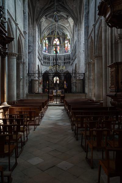 St. John the Baptist Basilica, Chaumont