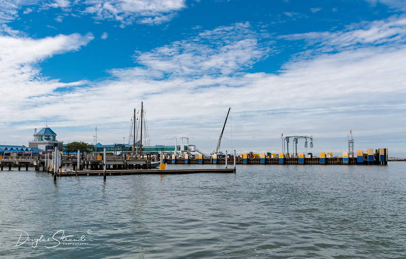 Cape May - Lewes Ferry Docks