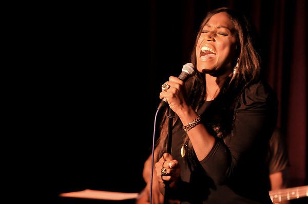 Mica Paris @ Pizza on the Park