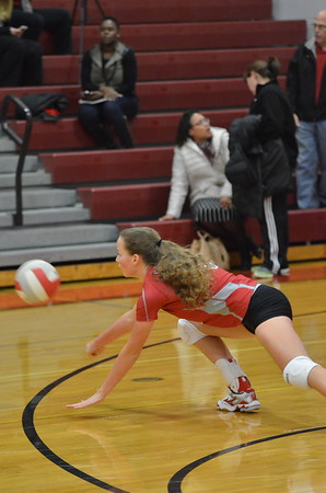 GV Volleyball vs WHS 12-1-16