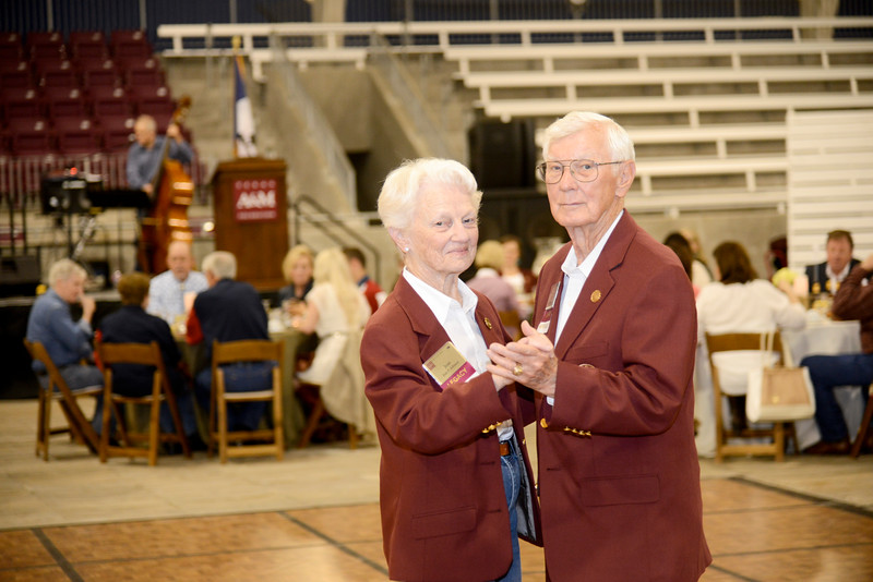 Jean and Skip Johnson '52