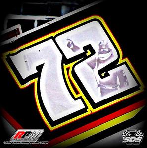 Lincoln Speedway - Icebreaker 30 - 3/10/19 - Steve Sabo (SDS)