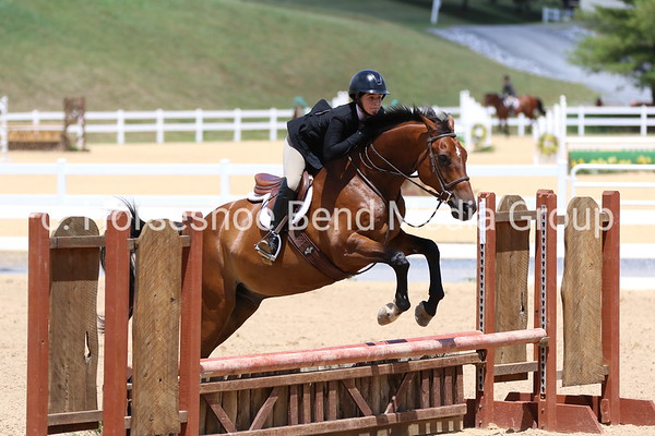 2021 House Mountain July Horse Show -- Tuesday Morning -- Dee Dee and Wiley Arenas