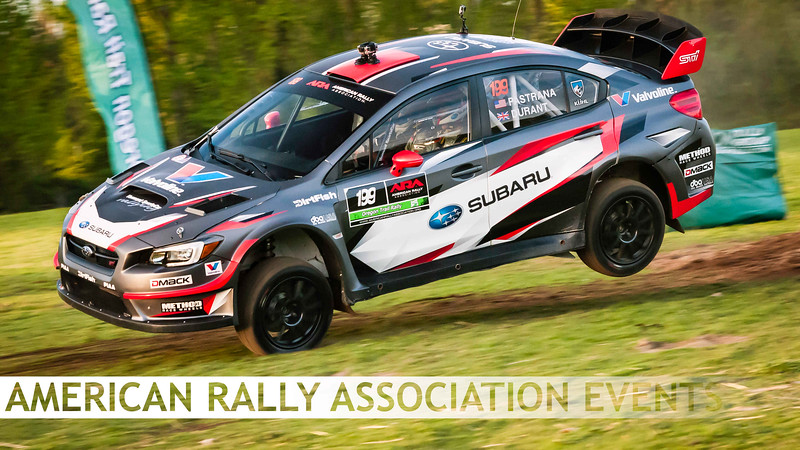 American Rally Association Events