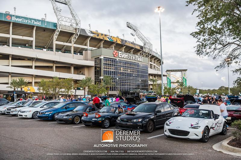 2017 10 Cars and Coffee - Everbank Field 122B - Deremer Studios LLC