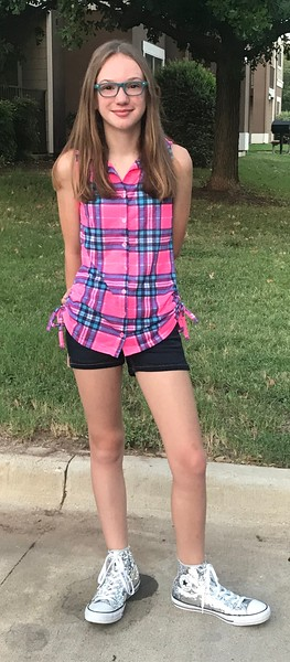Kaelyn | 7th | Cedar Park Middle School