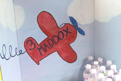 Maddox 3rd Birthday