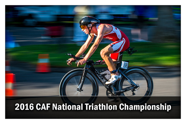 2016 CAF National Triathlon Championship