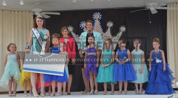 2017 Monroe County Fair Queen Pageant