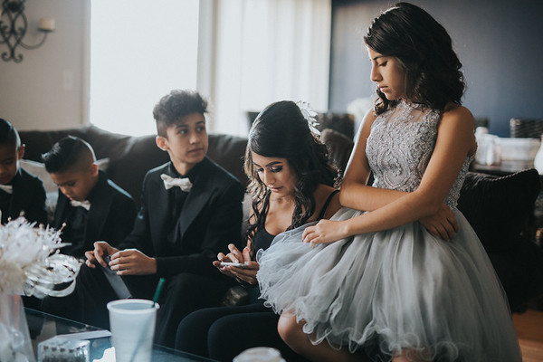 Bella's Quince Day
