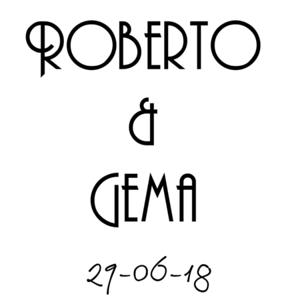 29.06.18 Roberto & Gema
