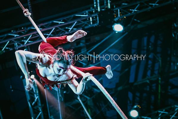 Yellow Team - Circus Juventas Spring 2014