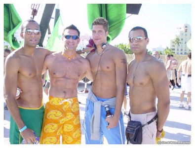 Muscle Beach Party - Miami, FL