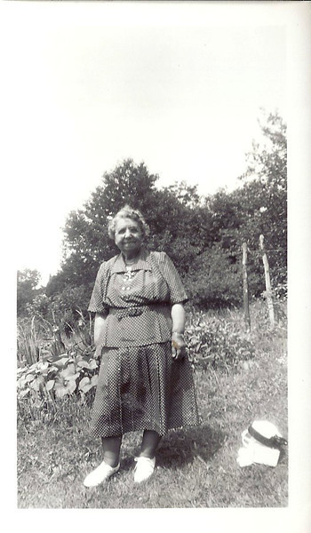 Edna Brown Carl 1947
