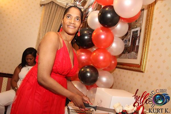 JULY 20TH, 2019: VANESSA'S 60TH BIRTHDAY BASH
