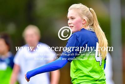 02 FC London Girls vs 02 LLR Premier